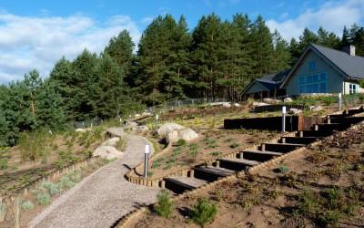 ArtEco - Drewno w ogrodzie