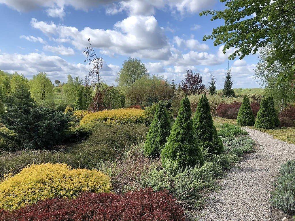 Lutry (Ogród prezentowany w programie Maja w Ogrodzie)